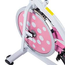 sunny p8100 flywheel sunny health and fitness pink indoor cycling bike