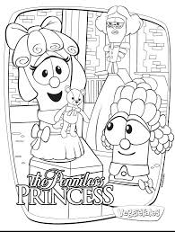 Small Picture 21 best SS Coloring Pages Veggietales images on Pinterest