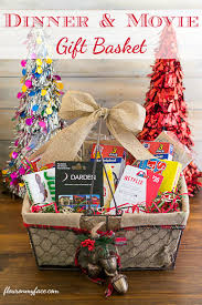 DIY Gift Basket Tutorial  Christmas Gift Basket Christmas Gift Baskets Online