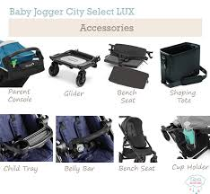 accessories for the city select lux