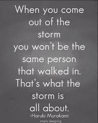 Storm Quotes ~ Hard Times Quotes | ..Quotes.. | Pinterest | Hard ... via Relatably.com