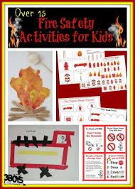 Fire Safety Activities for Kids – 3 Boys and a Dog