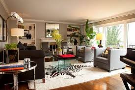 zebra print rug is a remarkable mat for your home