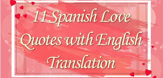 Romantic Spanish Quotes Extraordinary 48 Romantic Spanish Phrases Love Phrases In Spanish Spanish