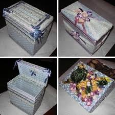 Decorating Boxes With Paper Making Decorative Cardboard Boxes ThriftyFun 60