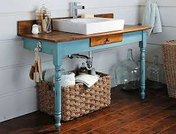 view in gallery rustic chic with an upcycled desk