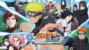 Naruto: Slugfest für Android - APK herunterladen