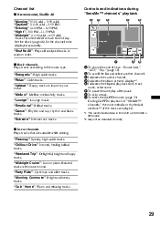 xav 60 setting sony 6 1 inch avc operating instructions