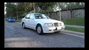 <b>2000 Mercedes</b>-<b>Benz</b> C 200 Elegance Start-Up and Full Vehicle Tour
