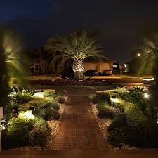 garden lighting ideas. impressive garden lighting ideas latest photo compilation comes with palm trees decoration