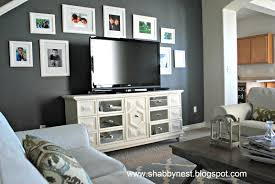Framed Tv Above Fireplace Bedroom Bedroom Wall Decorating Ideas Picture Frames Tv Above