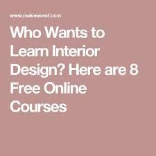 Accredited Online Interior Design Programs Custom Design