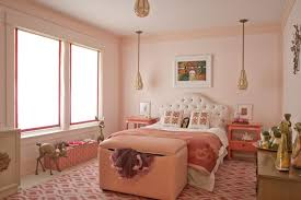 salmon pink wall paint color for nice