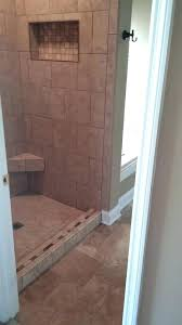 tile ready shower pan installation instructions spaces traditional with niche bench l
