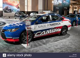 2017 Toyota Camry model with
