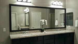 frameless bathroom vanity mirror. Exciting Houzz Bathroom Mirrors Master Vanity  Bath With Mirror Decorations Contemporary Frameless