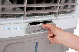 Quạt điều hòa AIR COOLER 8800 mặt kính dung tích 60 lít