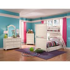 charming kid bedroom design. Stunning Bedroom Decoration Using Various Ikea Wooden Bunk Bed Frame : Charming Kid Girl Design