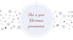 Beautifully designed, easily editable templates to get your work done faster & smarter. Elegant Christmas Free Powerpoint Template Google Slides Theme