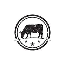 Cow Template Cow Logo Design Template Template For Free Download On Pngtree
