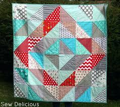 Lap Quilt Patterns Beauteous Lap Quilts Patterns Connectme
