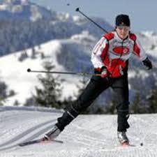 Реферат на тему Бег на лыжах за здоровьем