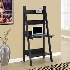 ladder desk with shelves and uk australia storage style writing stanton