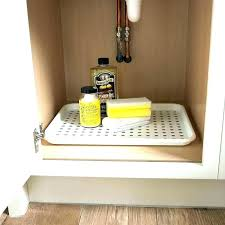 under sink tray unbelievable drip trays item specifics cabinet pan stunning dawn x stainless steel under sink tray drip