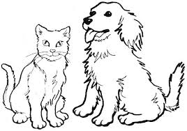 Coloring Kitty Cat Coloring Pages Free Printable Pictures For Kids