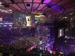 Msg Jingle Ball Seating Chart Madison Square Garden Section 214 Row 4 Seat 16 Tour