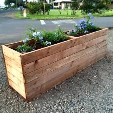 decoration wood planter box ideas deck planters large planters planter box ideas plants in wooden boxes wooden flower pot