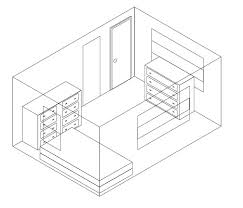 pin Drawn living room detail drawing #1