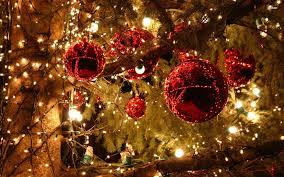 Desktop Christmas Lights Christmas Decoration Desktop Wallpapers Top Free Christmas