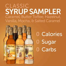 5 out of 5 stars (1,431) $ 18.95. Classic Syrup Sampler Skinny Syrups Skinny Mixes
