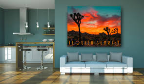 home office artwork. Tequila Sunrise Rock And Roll Quote Inspirational Art Canvas Man Cave Home  Office Wall Decor Home Office Artwork