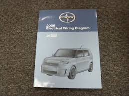 2009 scion xb wagon shop service electrical wiring diagram manual image is loading 2009 scion xb wagon shop service electrical wiring