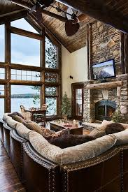 lodge style living room furniture design. Adorable Cozy And Rustic Chic Living Room For Your Beautiful Home Decor Ideas 82 Lodge Style Furniture Design
