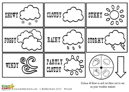 Weather Chart Free Printable Free Weather Chart