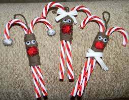 How To Decorate Candy Canes 60 Fun Candy Cane Reindeer Crafts Guide Patterns 23