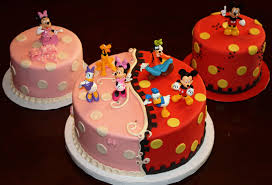 Mickey And Minnie Cake Ideas Mickey Cakes 001 Cake Decorating