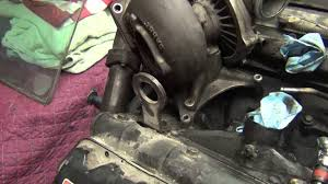 turbo removal on 1997 7 3l power stroke diesel out of truck