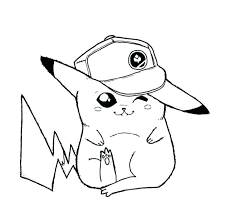 pikachu coloring pages printable cute coloring pages to print of ex coloring coloring pages cute coloring