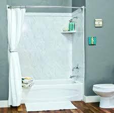 flexstone shower flexstone shower installation