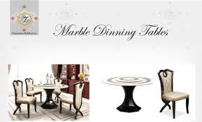 marble dining table set dream time