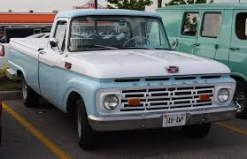 1964 Mercury M-100 Styleside pickup | Ford Trucks | Pickup trucks ...