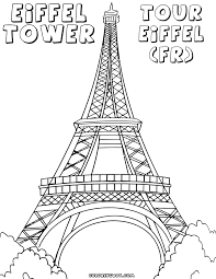 Small Picture Eiffel Tower coloring pages Coloring pages to download and print