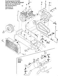 Click the part reference numbers in this schematic to choose your parts or scroll down to choose your parts from the parts list