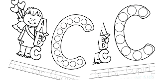 Do A Dot Art Coloring Pages Dot Art Coloring Pages Bingo Dot Art
