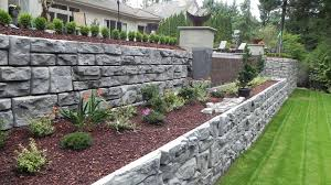 masonry concrete brick retaining walls midland iowa
