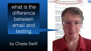 What Is The Difference Between Email And Texting Youtube